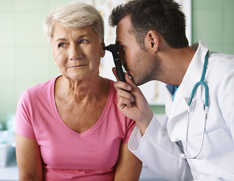 what are ear nose and throat specialists called